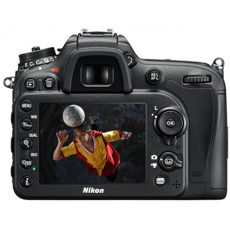 Boitier Réflex Numérique Nikon D7200