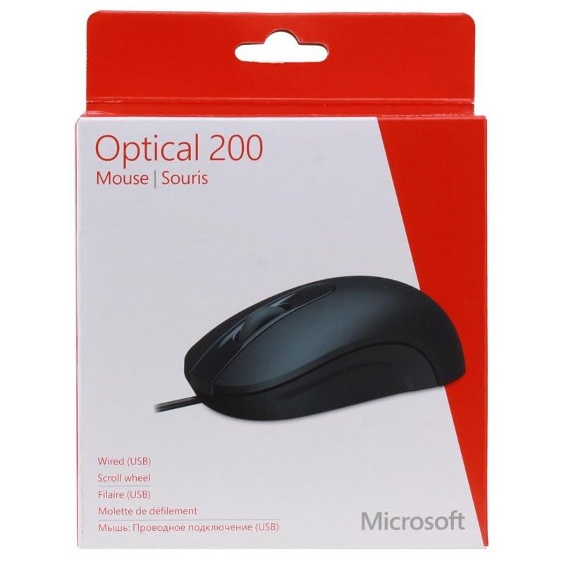 Souris Optique Microsoft USB 200