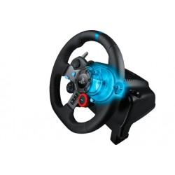 Volant de course Logitech G29 pour Playstation 3 et Playstation 4