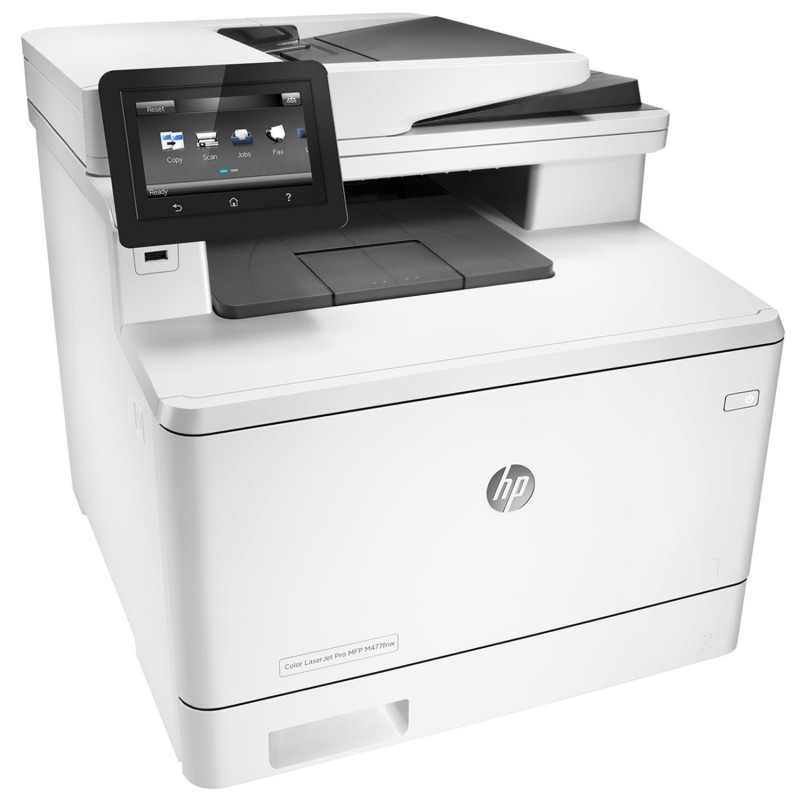 imprimante multifonction hp color laserjet pro mfp m477fnw. Black Bedroom Furniture Sets. Home Design Ideas