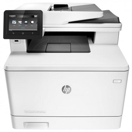 Imprimante multifonction HP Color LaserJet Pro MFP M477fnw