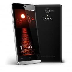 Téléphone Portable Platino ixora / 4G / Double SIM / Noir + SIM Offerte