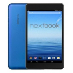 "Tablette Nextbook M761TDW 7"" / 8 Go / 3G / Bleu"