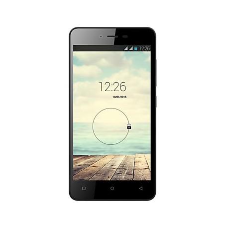 Téléphone Portable Evertek EverMiracle S / 4G / Double SIM / Noir + SIM Offerte