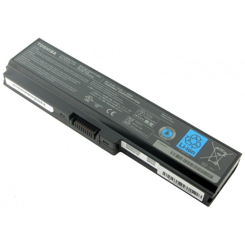 Batterie 6 cellules pour Pc Portable Toshiba Satellite PA3817U