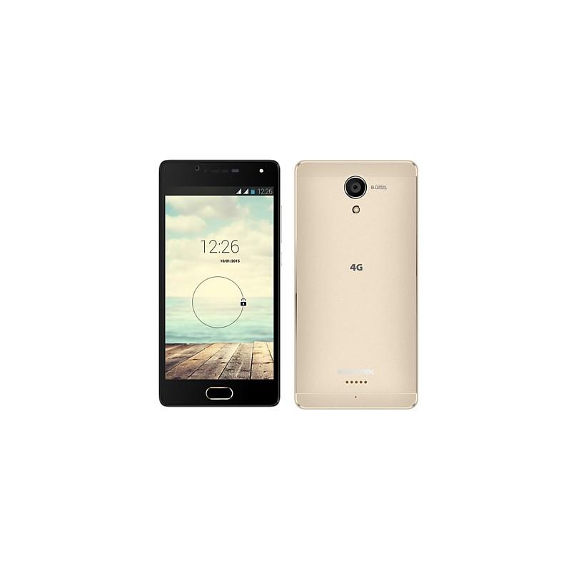 Téléphone Portable Evertek EverSolo / 4G / Double SIM / Gold + SIM Offerte