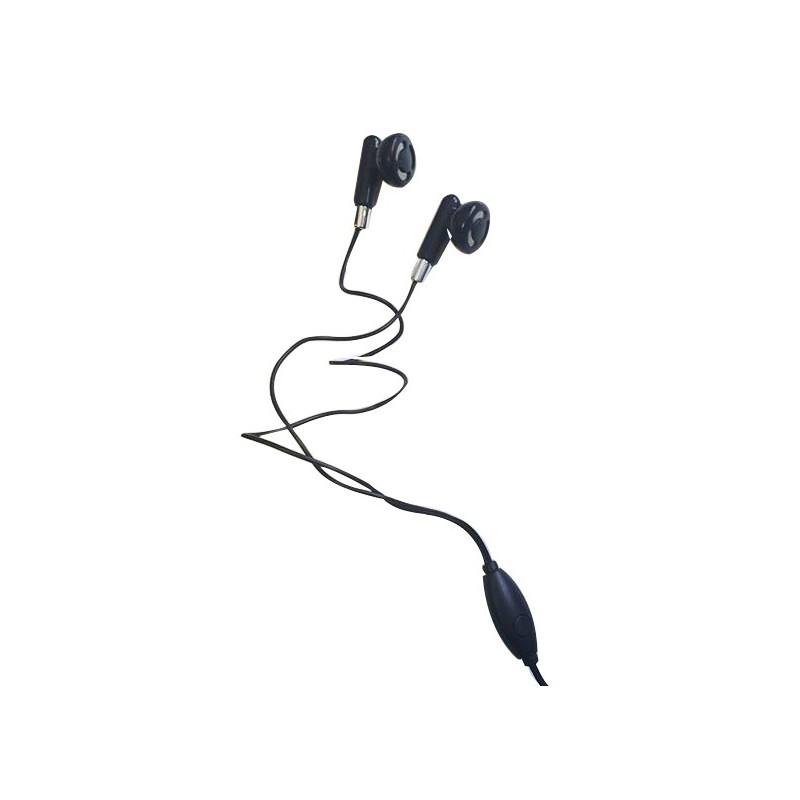 Ecouteurs intra-auriculaire E5130 / Noir