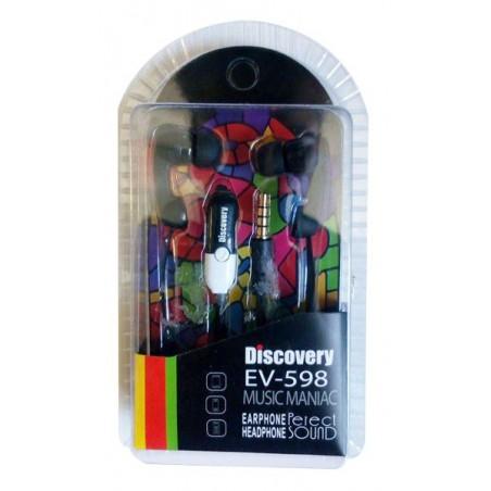 Ecouteurs Avec Micro EV-598