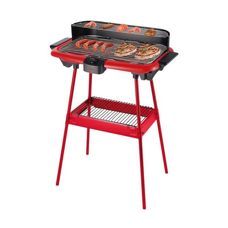 Barbecue électrique sur pieds DomoClip DOM297R