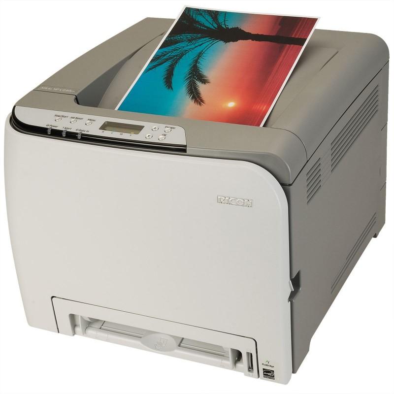Imprimante Laser Couleur Ricoh Aficio SP C240DN