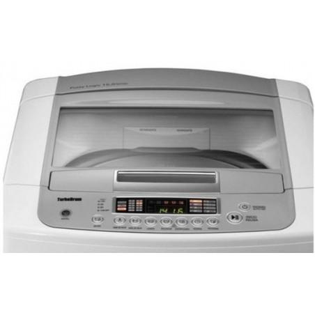 Machine à laver à chargement par le haut LG 11 Kg / Silver