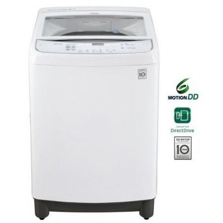 Machine à laver à chargement par le haut LG 13 Kg / Blanc