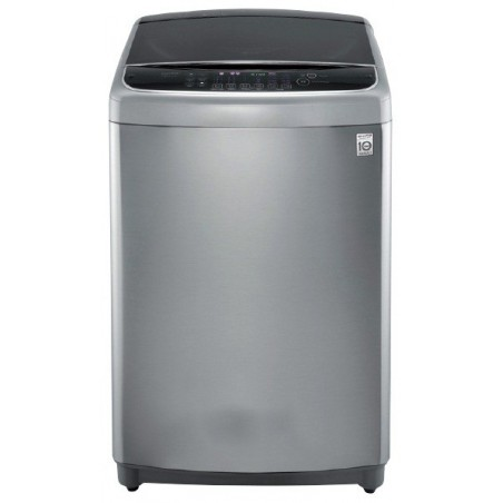 Machine à laver à chargement par le haut LG 15 Kg / Silver