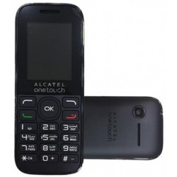 Téléphone Portable Alcatel 1016D Blanc / Double SIM / Blanc + SIM Offerte