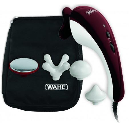 Appareil de massage Wahl Deluxe avec 3 Accessoires