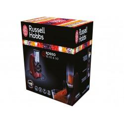 Hachoir Russell Hobbs Slice & Go Desire Rouge / 200W