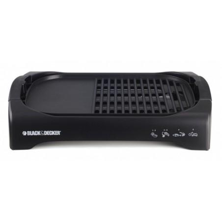 Barbecue avec couvercle Black + Decker LGM70