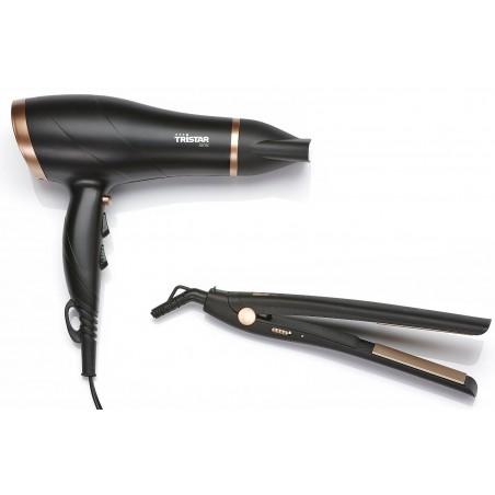 Coffret pour cheveux multi-styles 6 en 1 Tristar HD-2368