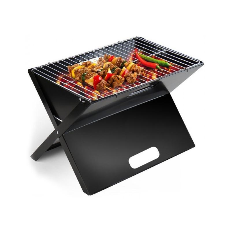 Barbecue Pliable et Portable Swiss Cook / Noir