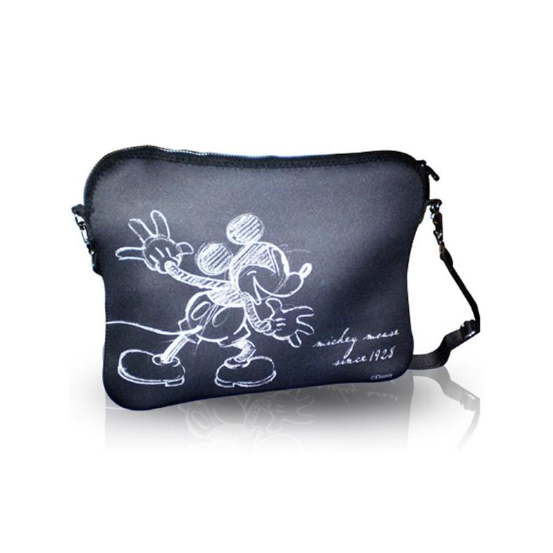 """Malette de Portable Mickey Silver 15"""""""