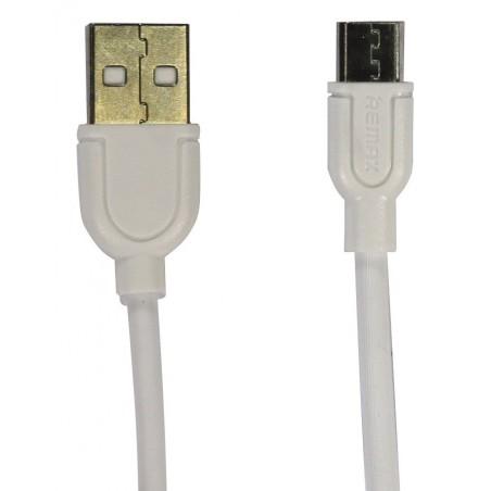 Câble Remax Souffle RC-031m USB vers Micro USB / Blanc