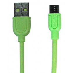 Câble Remax Souffle RC-031m USB vers Micro USB / Vert