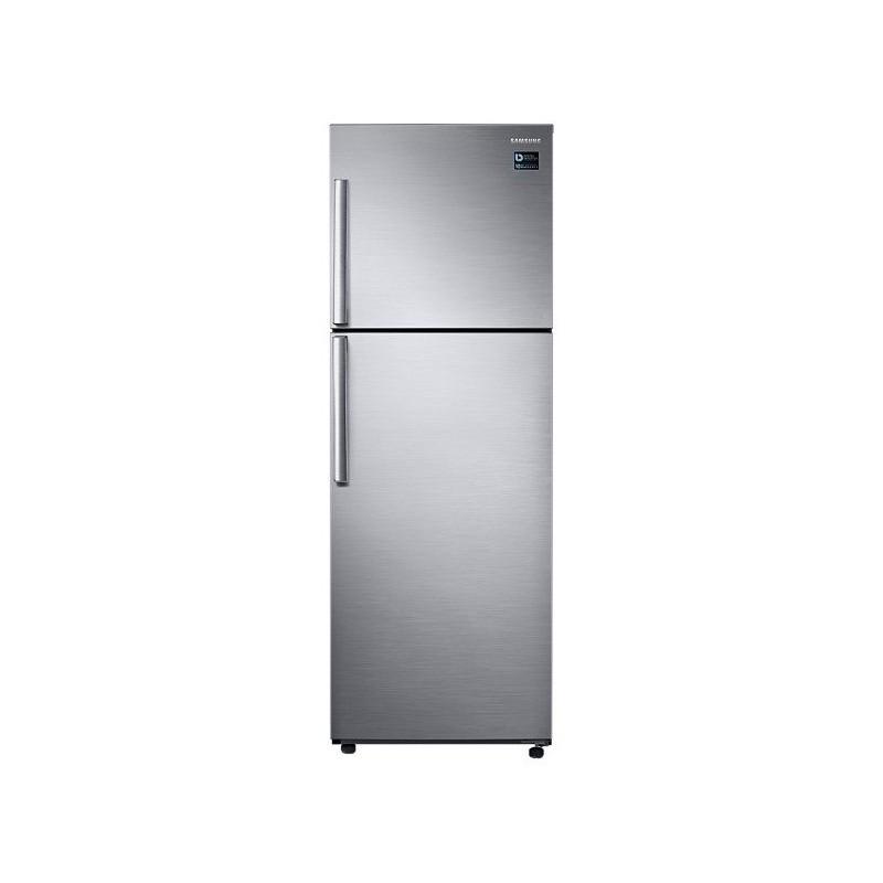 Réfrigérateur Samsung avec congélateur en haut Twin Cooling Plus 321L / Silver