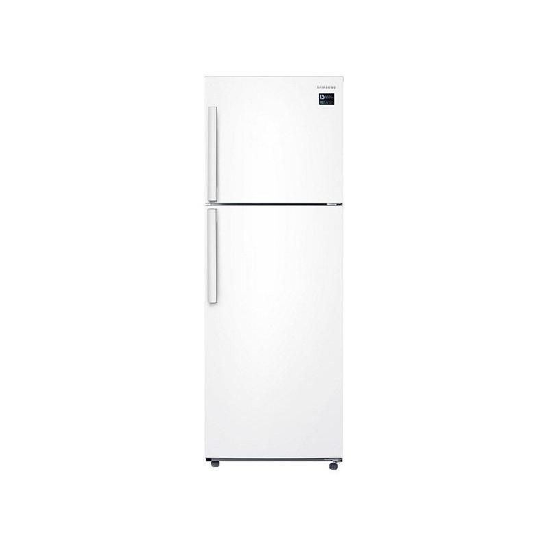 Réfrigérateur Samsung avec congélateur en haut Twin Cooling Plus 321L / Blanc