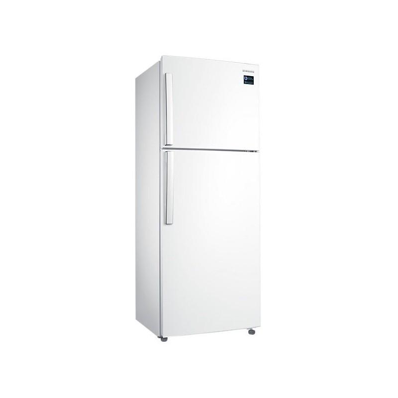 R frig rateur samsung avec cong lateur en haut twin cooling plus 321l blanc - Refrigerateur congelateur en haut ...