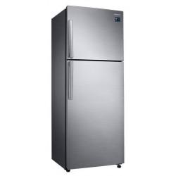 Réfrigérateur Samsung avec congélateur en haut Twin Cooling Plus 384L / Silver