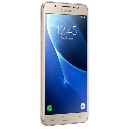 Téléphone Portable Samsung Galaxy J7 / 4G / Double SIM / Gold + SIM Offerte