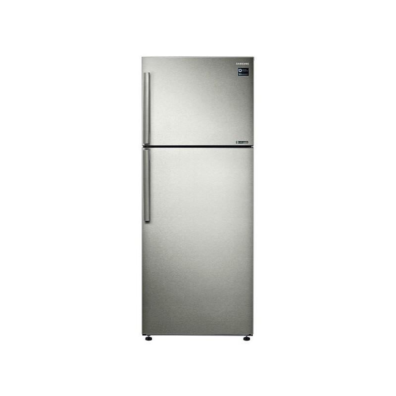 Réfrigérateur Samsung avec congélateur en haut Twin Cooling Plus 600L / Silver