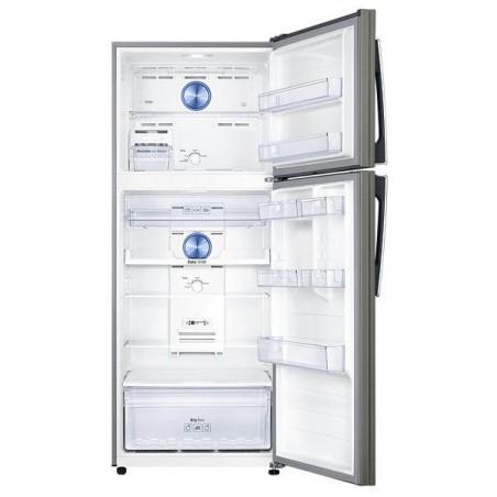 Réfrigérateur Samsung avec congélateur en haut Twin Cooling Plus 440L / Silver