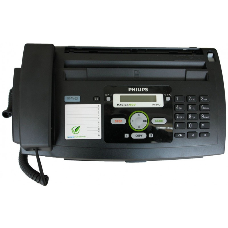 Fax Philips Magic 5 Eco PPF631E