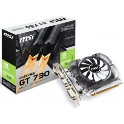Carte graphique MSI GeForce GT 730  / 4Go DDR3