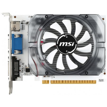 Carte graphique MSI GeForce GT 730  / 4Go DDR3