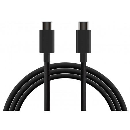 Câble data Ksix USB vers USB Type C / 1 M