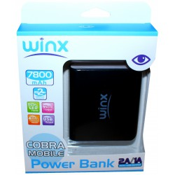 Power Bank Winx 7800 mAh / Rose