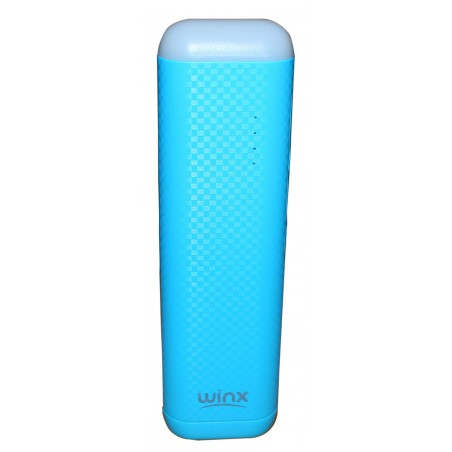 Power Bank Winx LX050 5000mAh / Bleu