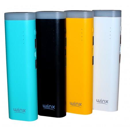 Power Bank Winx LX078 / 7800mAh / Jaune