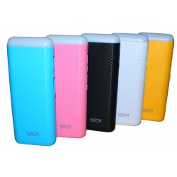 Power Bank Winx LX125 / 12500mAh / Bleu