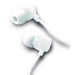 Ecouteurs avec Micro Ksix Go & Play Blanc