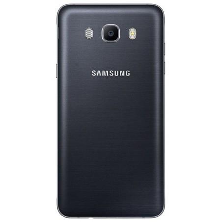Téléphone Portable Samsung Galaxy J7 2016 / 4G / Double SIM / Noir + SIM Offerte