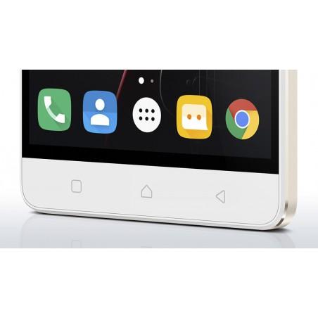 Téléphone Portable Lenovo K5 Note A7020 / Double SIM / Gold + SIM Offerte