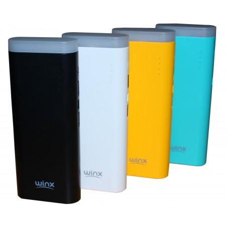 Power Bank Winx LX130 / 13000mAh / Noir