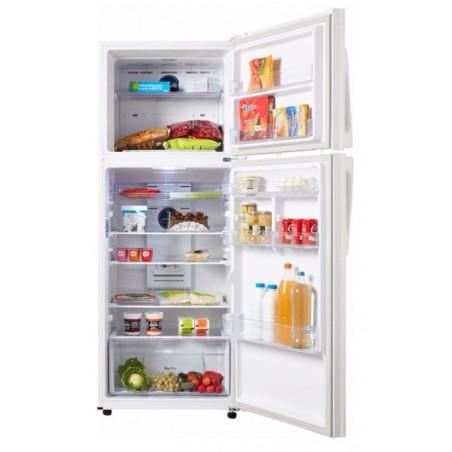 Réfrigérateur Samsung Twin Cooling Plus 440L avec Afficheur / Blanc