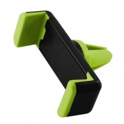 Support voiture pour Smartphone Ksix / Noir & Vert