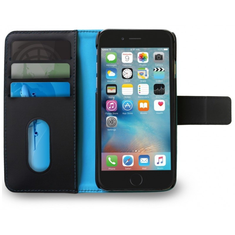 Etui Cover Flip Pour Puro Pour iPhone 6 / 6s