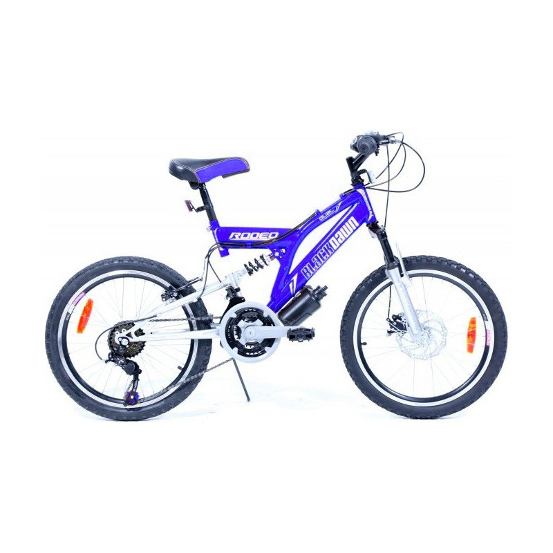"""Bicyclette VTT Black Dawn Rodeo 20"""""""