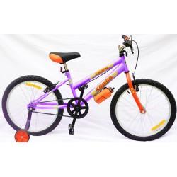 "Bicyclette VTT Zig Zag pour Fille 20"""